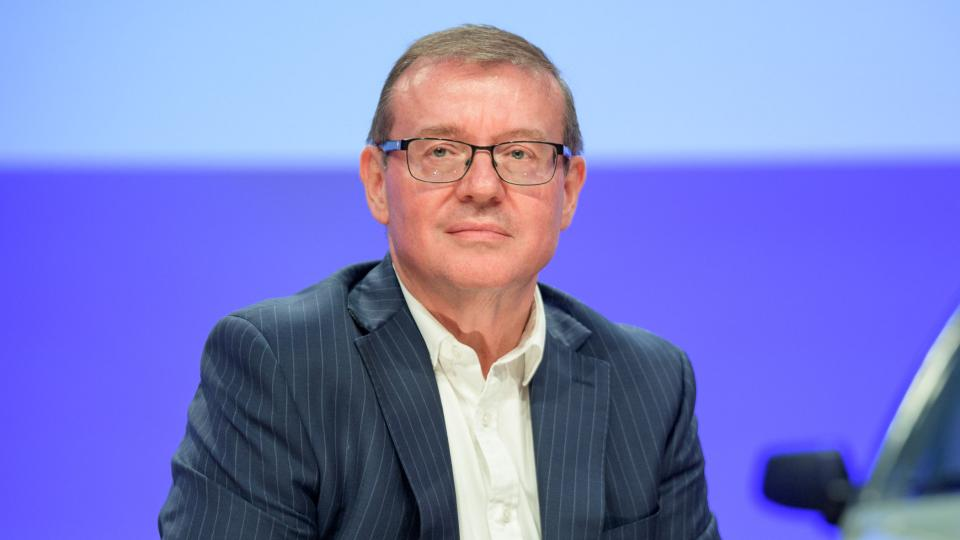 Bohdan Wojnar, člen představenstva Škoda Auto