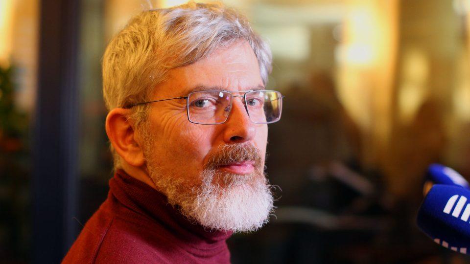 Jolyon Naegele, americký novinář a pamětník totality
