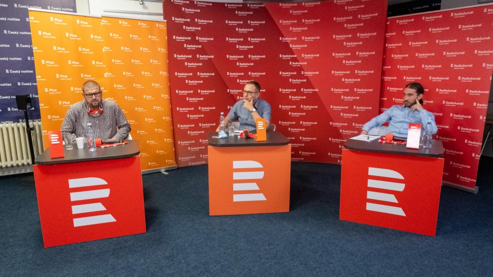 Třetí předvolební debata Radiožurnálu a Českého rozhlasu Plus