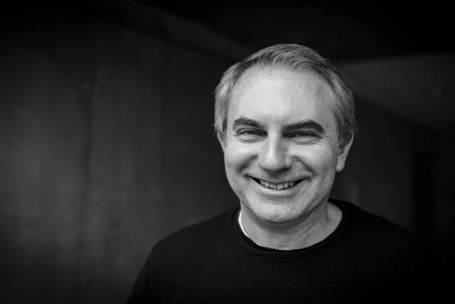 Jan Šépka   foto: Vojtěch Havlík,  Český rozhlas