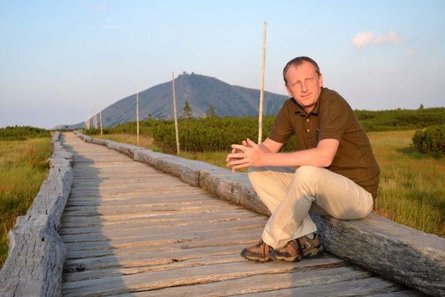 Krkonoše jsou místem,  kam je možné si udělat výlet na několik dní a každý den objevit něco málo známého,  říká Robin Böhnisch | foto: Správa Krkonošského národního parku