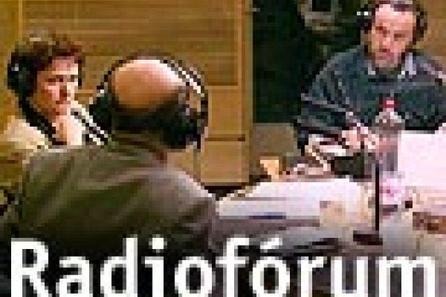 Radiofórum | foto: Jan Rosenauer