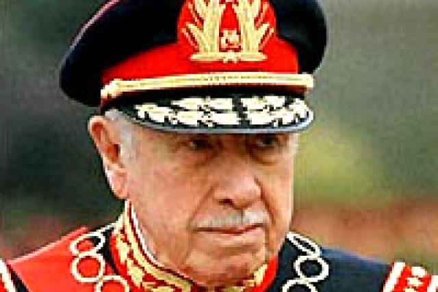 Augusto Pinochet | foto:  stránky Pinochetovy nadace