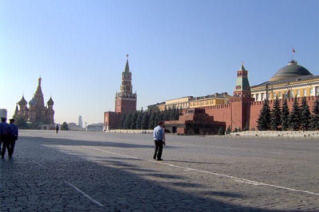 Moskva | foto: Marek Dlouhý