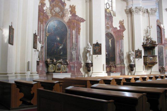 Bazilika sv. Markéty na Břevnově