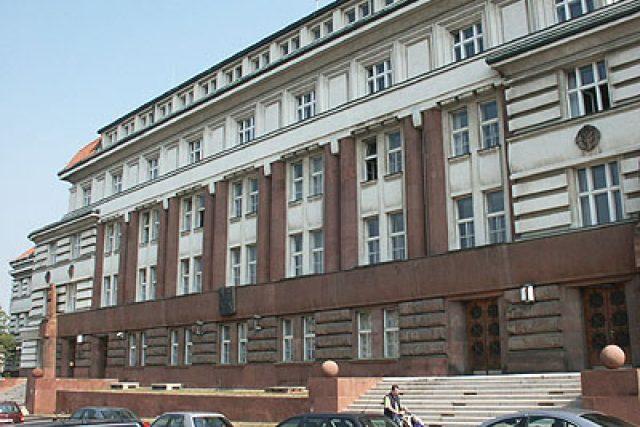 Vrchní soud a Vrchní státní zastupitelství v Praze
