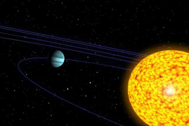 5. planeta u 55 Cancri