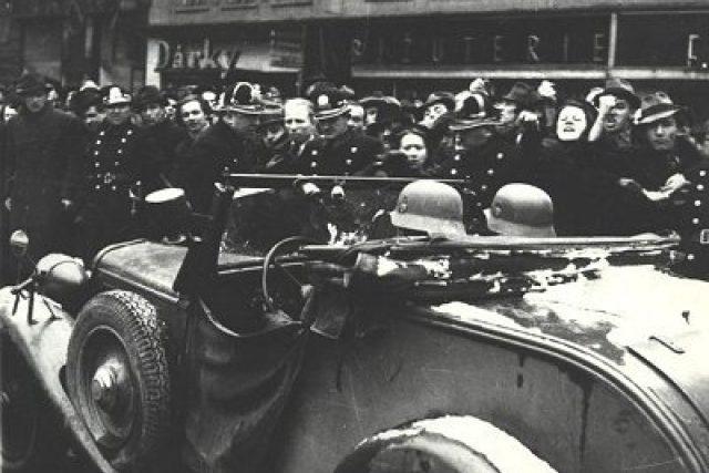 15 Březen 1939 Photo: Březen 1939: Nemáte Na Vybranou! Tiso A Ďurčanský U