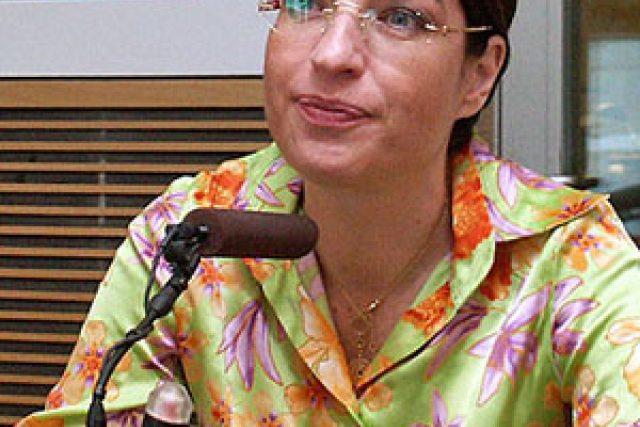 Michaela Jílková | foto: Katarína Brezovská