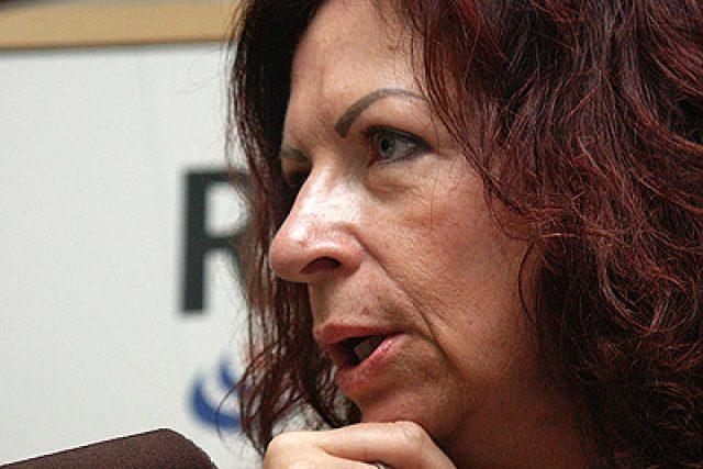 Lenka Procházková | foto: Vilém Janouš,  Český rozhlas
