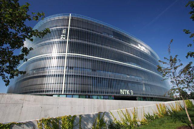 Národní technická knihovna. Ilustrační foto. | foto: Tomáš Adamec
