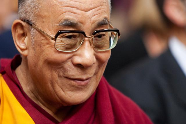 jeho Svatost dalajlama | foto: Tomáš Adamec