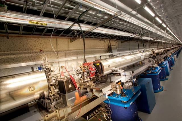 Stanford Linear Accelerator Center | foto:  Stanford University