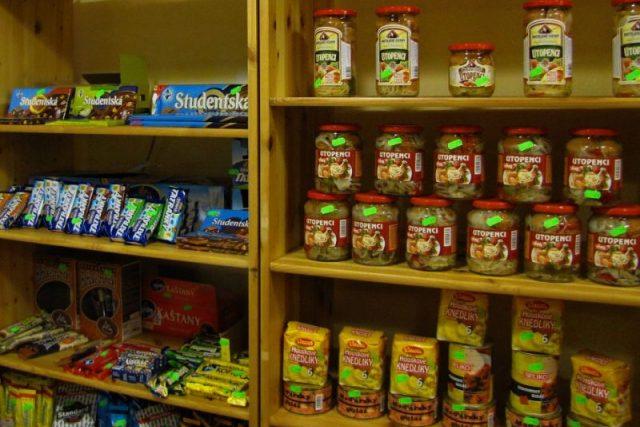 Tradiční české potraviny