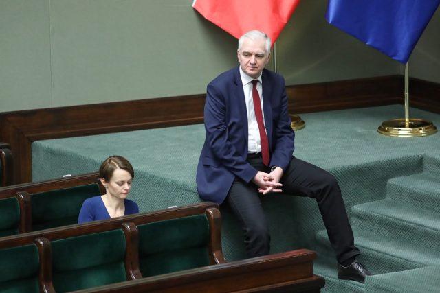 Jaroslaw Gowin, polský ministr vyššího školství