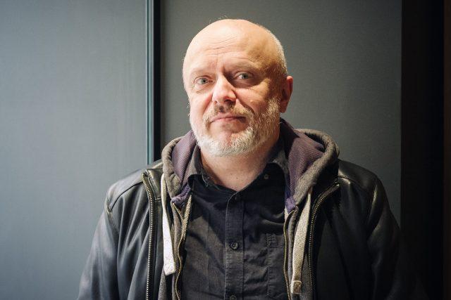 René Levínský, ředitel Centra pro modelování biologických a společenských procesů