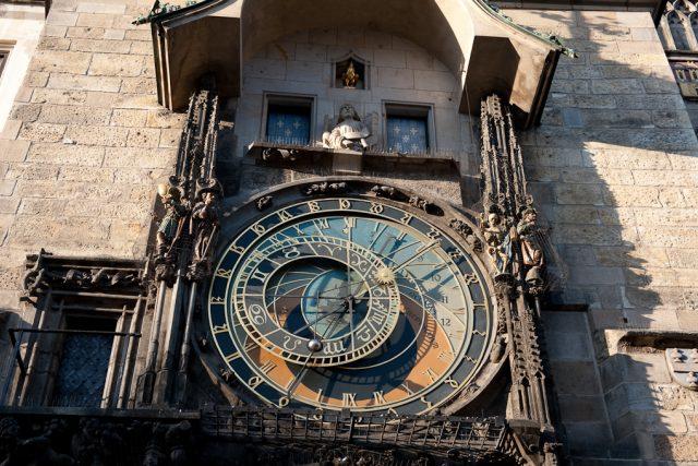 Orloj, Staroměstské náměstí, Praha 1