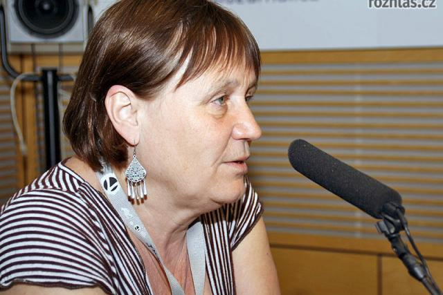 Kandidátka na veřejného ochránce práv Anna Šabatová