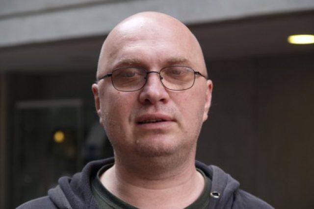 Jan Macháček   foto: Jan Sklenář