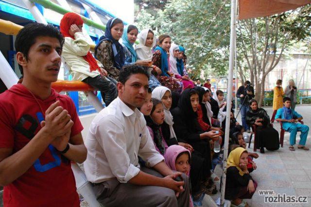 Dětské volby v Afghánistánu | foto: Jaromír Marek,  Český rozhlas