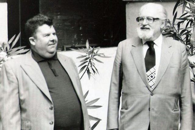 Miloslav Švandrlík a Jiří Winter alias Neprakta