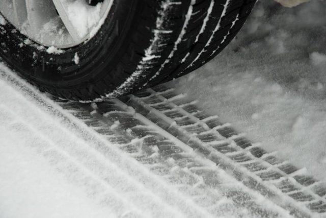 Zimní pneu (ilustrační foto)