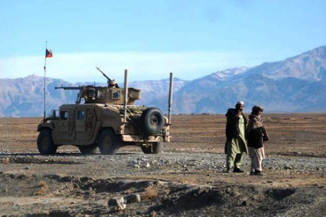 Čeští vojáci si v Afghánistánu vánoční atmosféru příliš užít nemohou