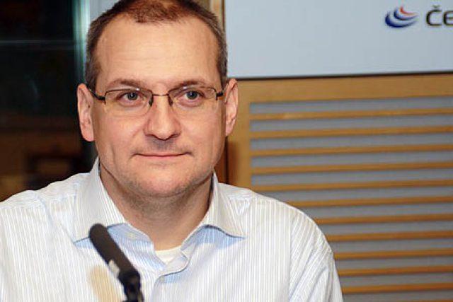 Václav Bartuška, vládní zmocněnec pro dostavbu Jaderné elektrárny Temelín