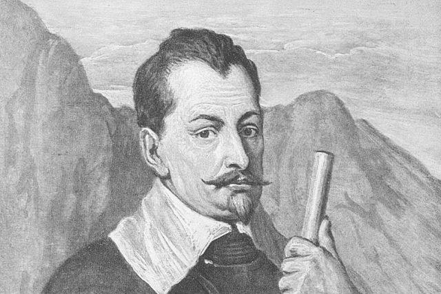 Albrecht z Valdštejna,  portrét Anthonise van Dycka | foto: Bayerische Staatsgemäldesammlungen,  München