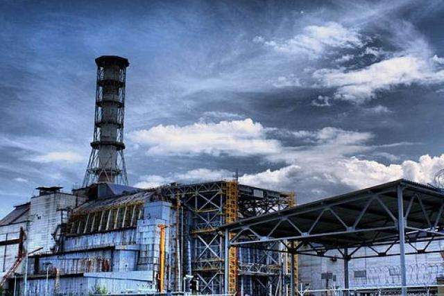 Černobylská jaderná elektrárna (2009)