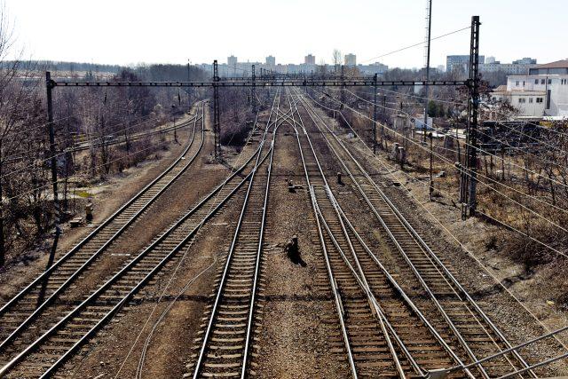 Praha-Malešice - nákladové nádraží