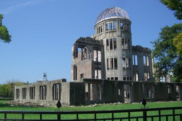 Hirošima je tragické memento, které přineslo velkou migraci
