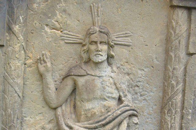 Vzkříšený Kristus | foto: Noemi Fingerlandová