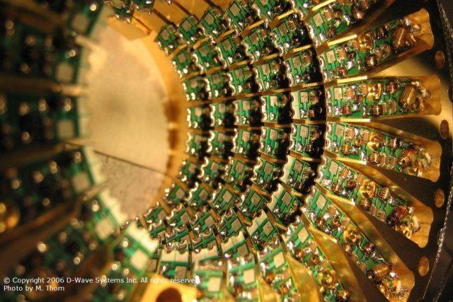 Kvantový počítač D-wave One