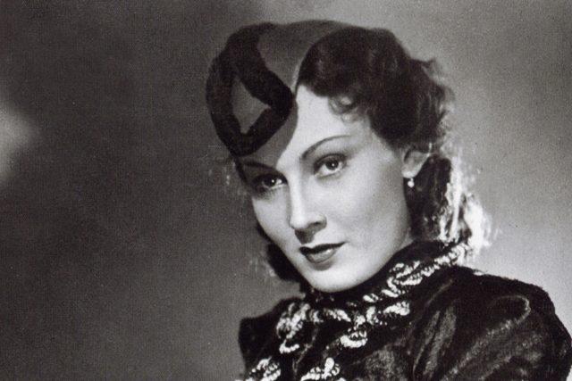 Lída Baarová, 1937