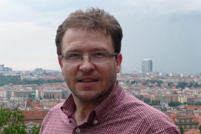 Ekonom Daniel Münich