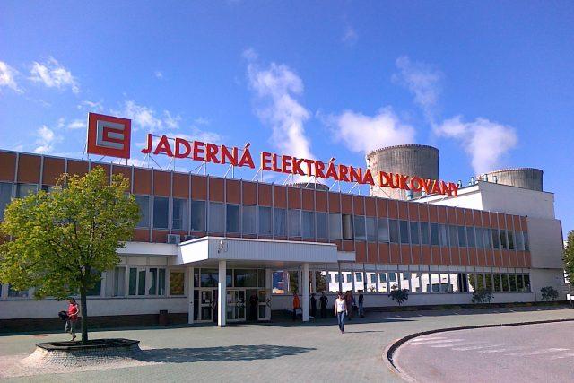 Jaderná elektrárna Dukovany | foto: Michal Malý