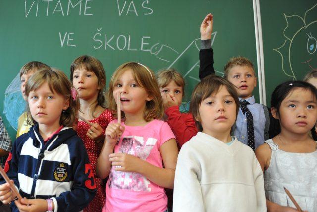 Jaký bude začátek školního roku? | foto: Filip Jandourek