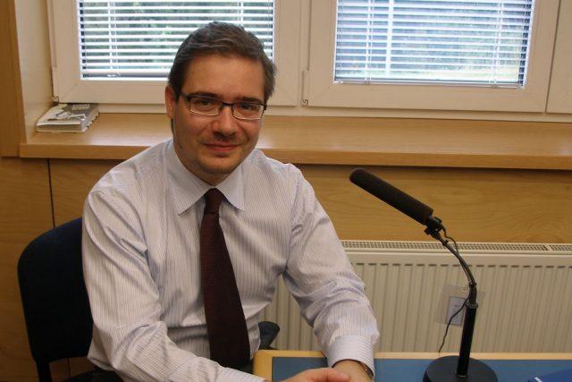 Mgr. Jan Zrnovský,  právní poradna   foto: Tomáš Beneš
