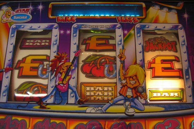 Výherní automat | foto: Fotobanka stock.xchng