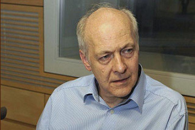 Jacques Rupnik mluví o obrovském elánu po roce 1989. A také o přehnaných očekáváních   foto: Khalil Baalbaki,  Český rozhlas