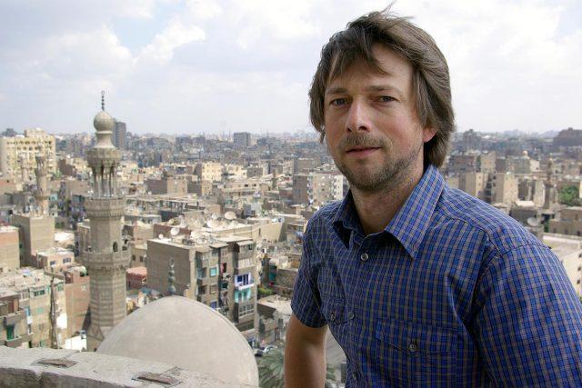 Štěpán Macháček, arabista