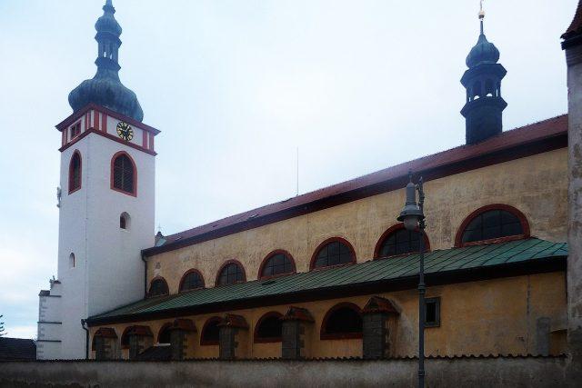 Bazilika svatého Václava byla založena Břetislavem I.,  pravděpodobně v místě kostela svatého Kosmy a Damiána | foto: Václav Žmolík,  Český rozhlas