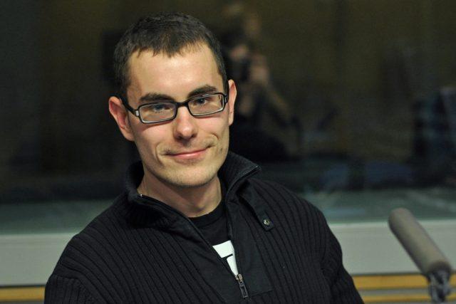 Štěpán Hulík, autor knihy Kinematografie zapomnění