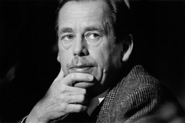 Václav Havel objektivem Tomki Němce