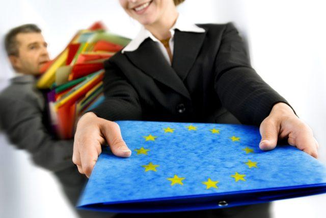 Evropské dotace. Ilustrační foto