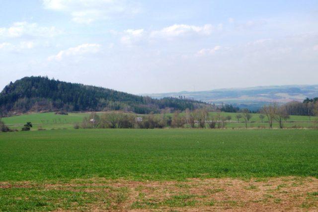 Krajina u Blatna a Lubence