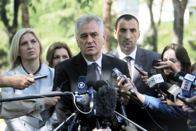 Nový srbský prezident Tomislav Nikolič