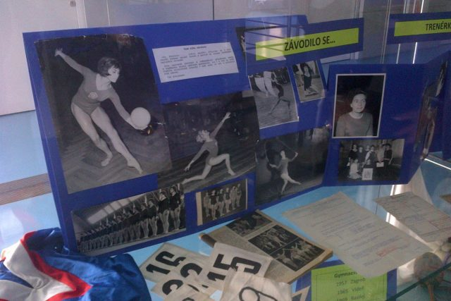 Výstava Počátky moderní gymnastiky