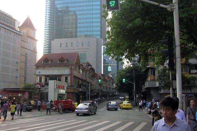 Čchung-čching se změnilo v moderní velkoměsto